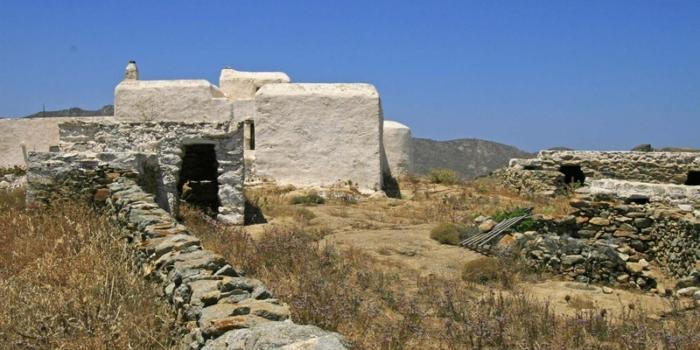 Mykonos - Architecture