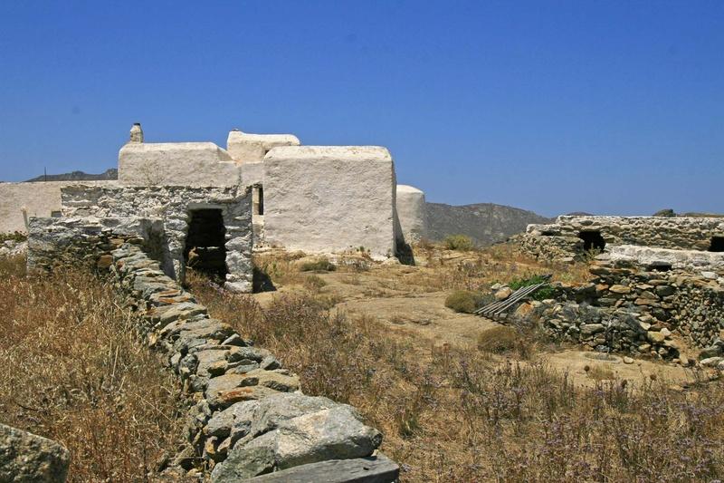 Mykonos - H αρχιτεκτονική στη Μύκονο