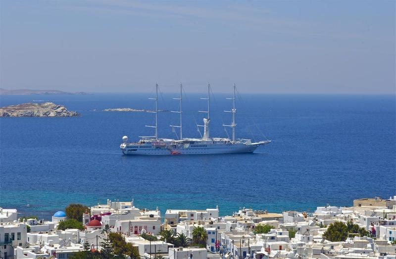 Mykonos - By Boat