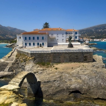 Cyclades - Andros