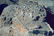 Kalymnos - The castle of Pothia