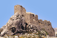 Kalymnos - The castle of Hrysoheria