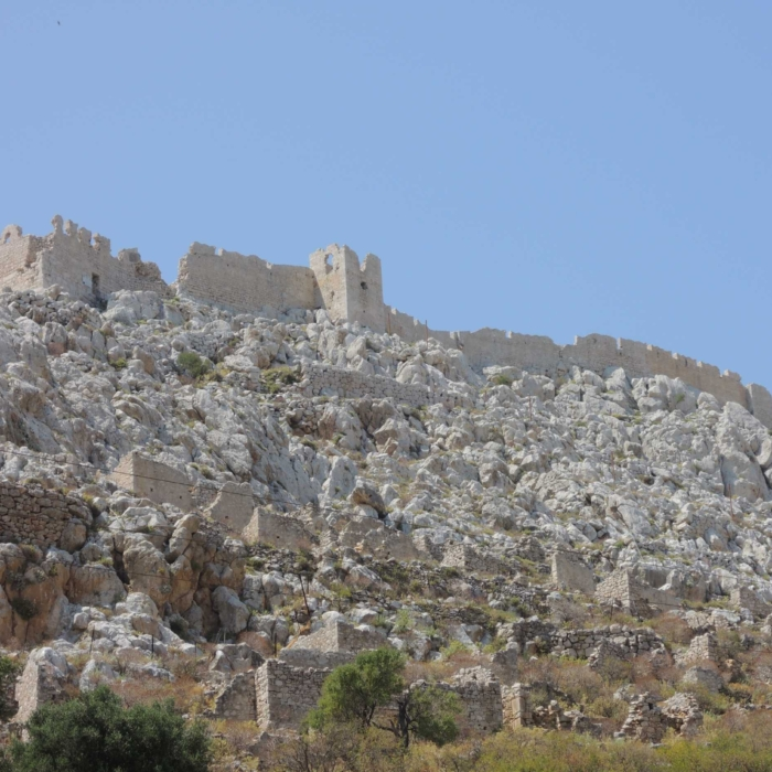 Halki - The Knights' Castle