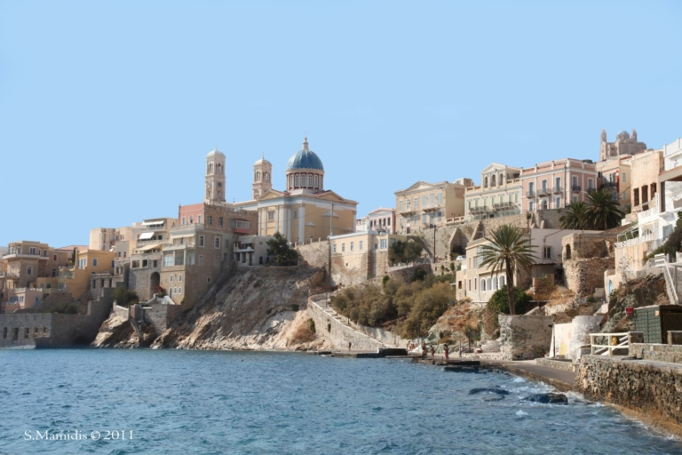 Syros. Cyclades islands