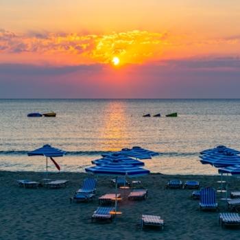 Faliraki Beach, Rhodes