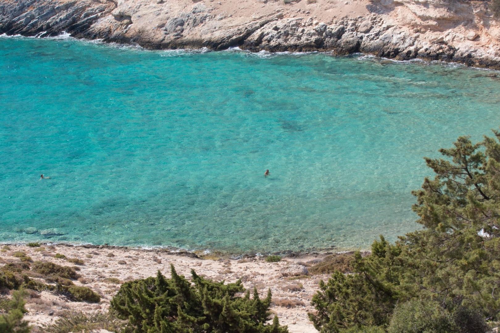 Cyclades - Schinoussa