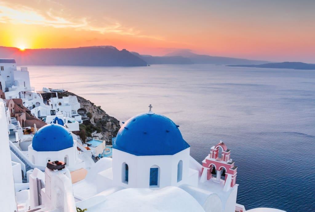 Santorini island, Cyclades