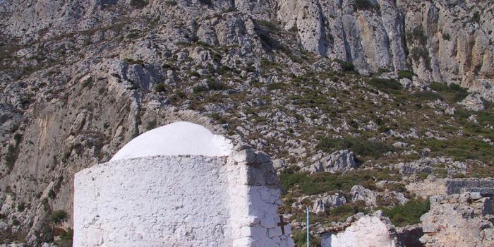 Telendos - Agios Konstantinos