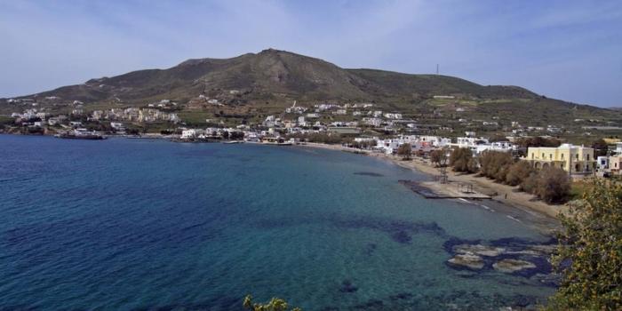 Syros - Αγκαθωπές-Κόμητο