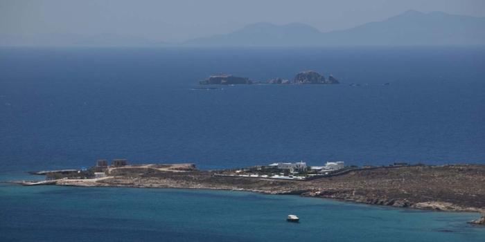 Paros - Άγιος Φωκάς