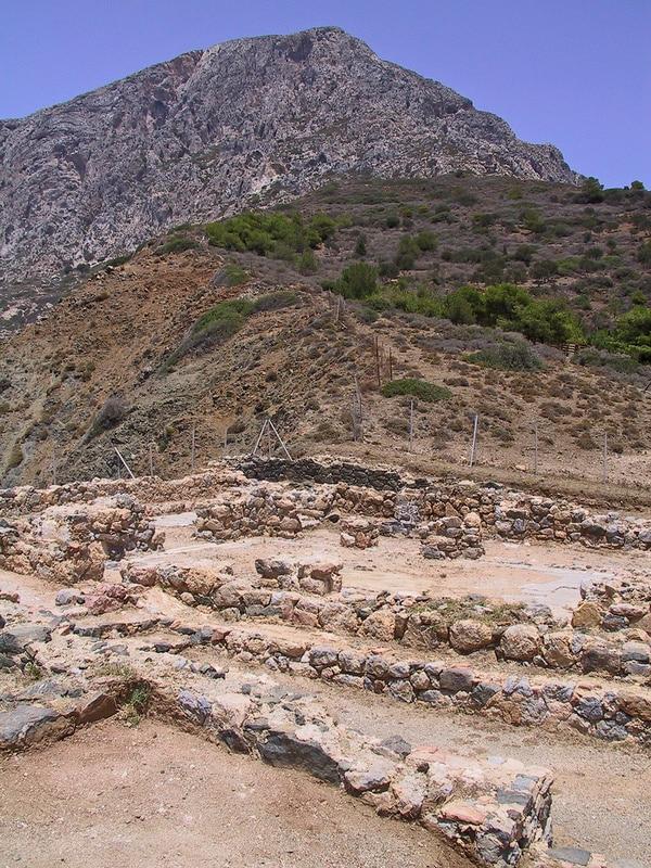 Telendos - Agia Triada – Potha Basilica – Agios Vasileios Basilica