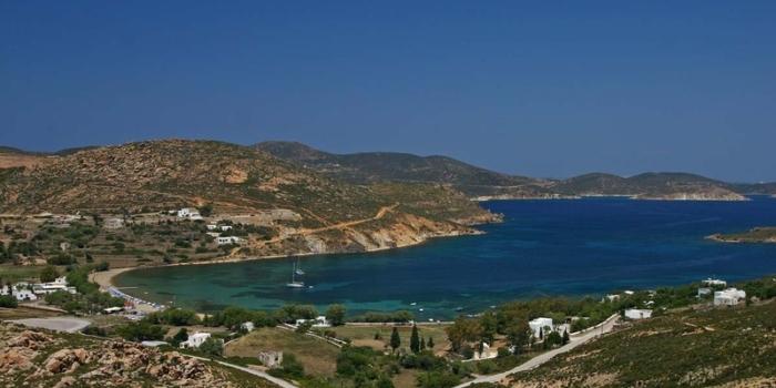 Patmos - Αγριολίβαδο