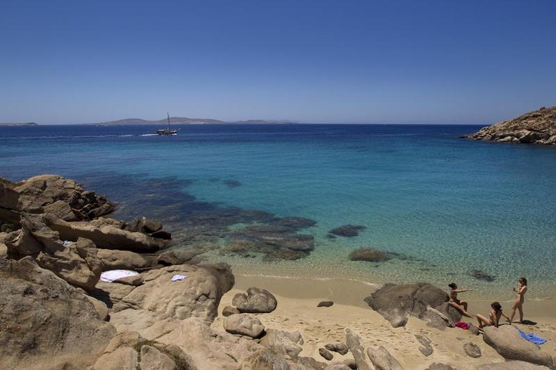 Mykonos - Άγιος Ιωάννης