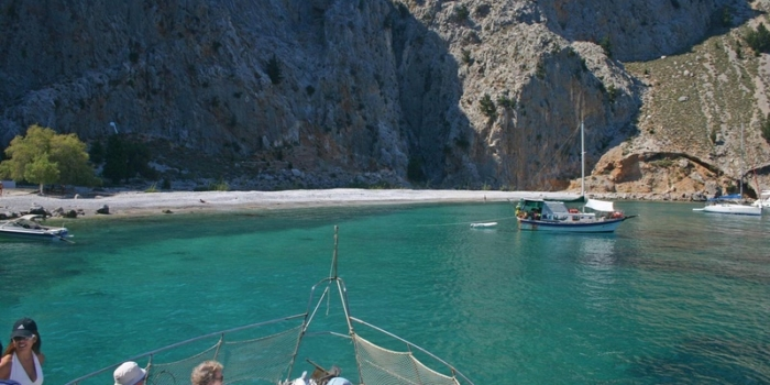 Symi - Agios Georgios Disalonas
