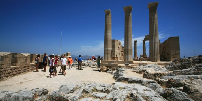 Rhodes - The Acropolis of Lindos