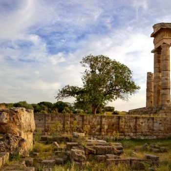 Rhodes - H Aκρόπολη της Ρόδου (Μόντε Σμιθ)