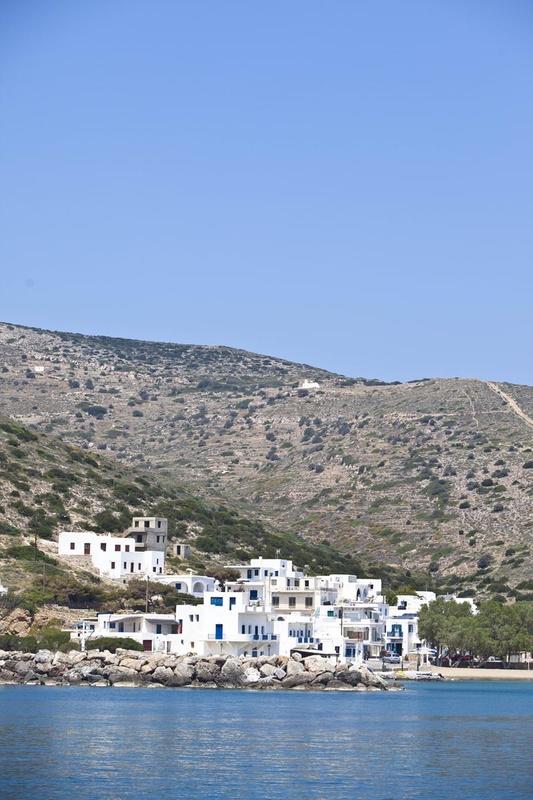 Sikinos - Alopronia