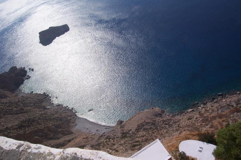 Amorgos - Η Χοζοβιώτισσα
