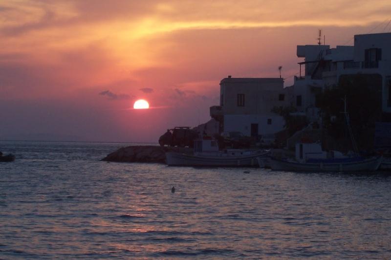 Cyclades - Αμοργός