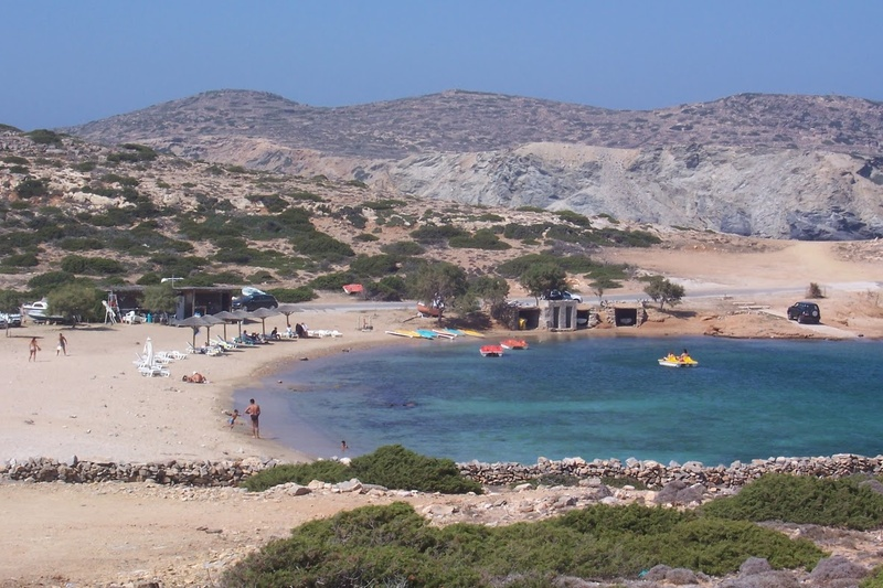 Amorgos - Καλοταρίτισσα