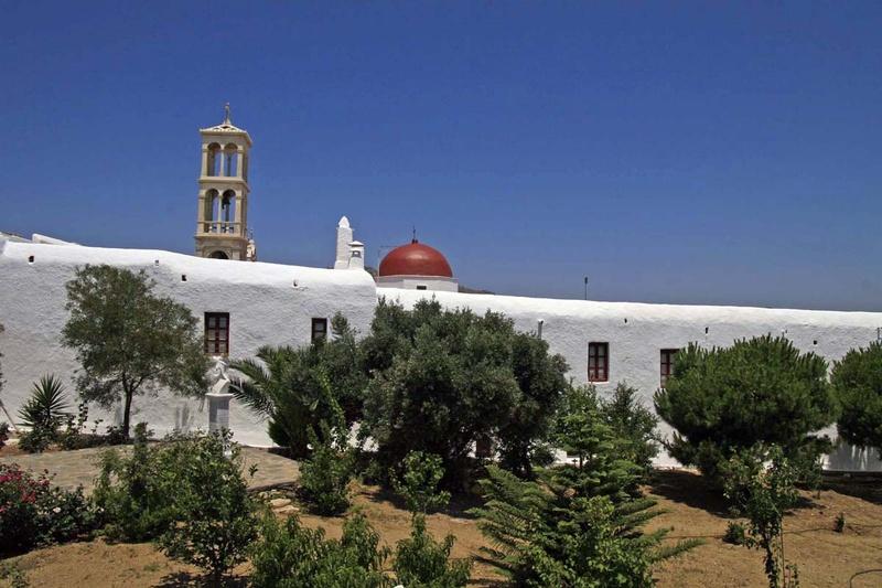 Mykonos - Άνω Μερά