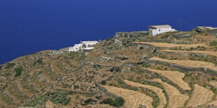 Folegandros - Πάνω Μεριά