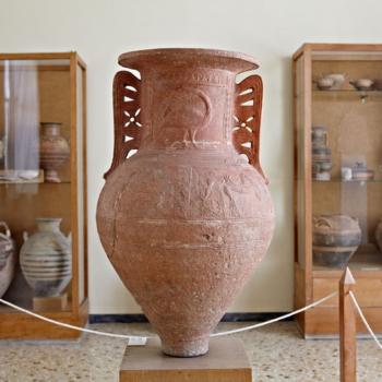 Santorini - Αρχαιολογικό μουσείο