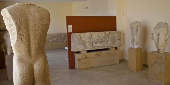 Paros - Αρχαιολογικό μουσείο