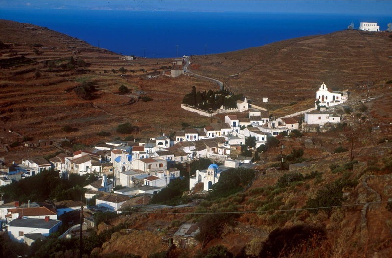 Cyclades, Kythnos Hora