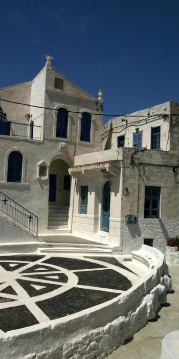 Nisyros - Αρχιτεκτονική