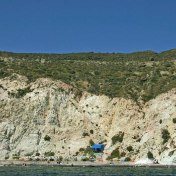 Santorini - White Beach