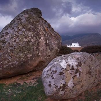 Tinos - The granite rocks of volax