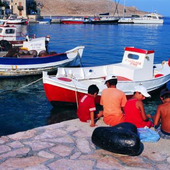 Dodecanese - Halki
