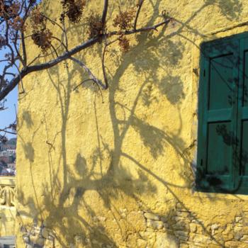 Halki Island of the Dodecanese Chora