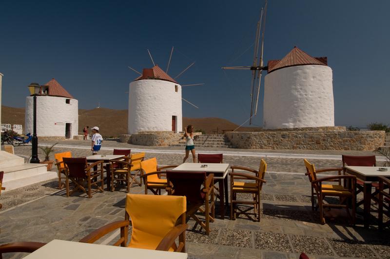 Astypalea - The windmills