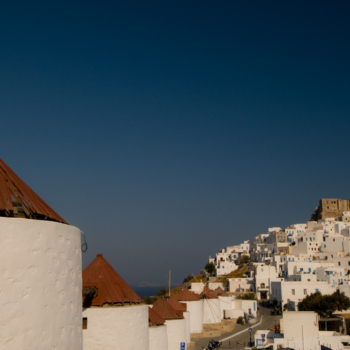 Astypalea - The capital of Astypalaia