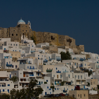 Astypalea - The castle of Astypalaia