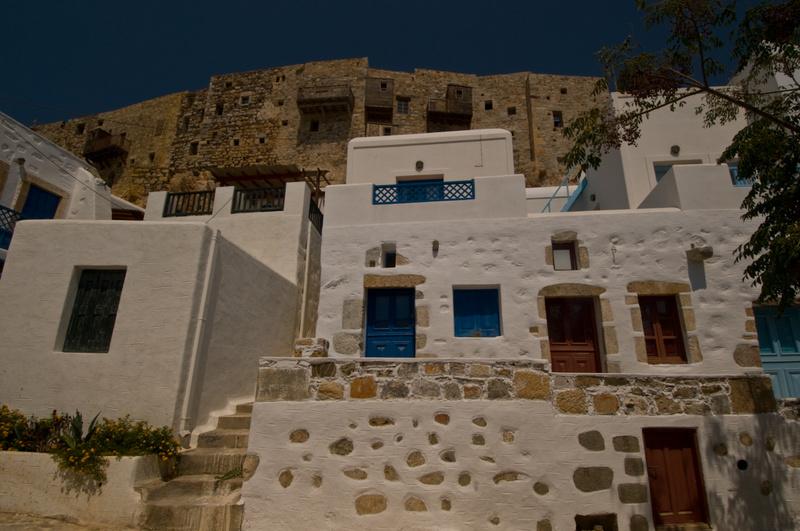 Astypalea - Το κάστρο της Αστυπάλαιας