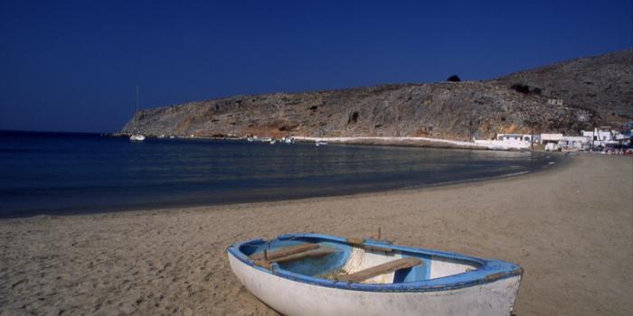 DODECANESE-KALYMNOS©CLAIRY MOUSTAFELLOUPserimos isl. Port beach