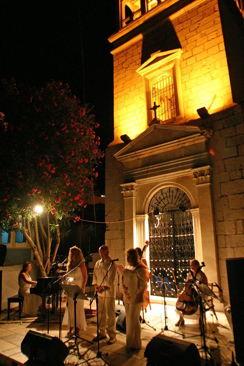 Symi - The Festival of Symi