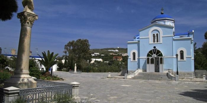 Syros - Η Ποσειδωνία ή Ντελαγκράτσια