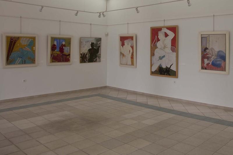Rhodes - Moυσείο Νεοελληνικής Τέχνης