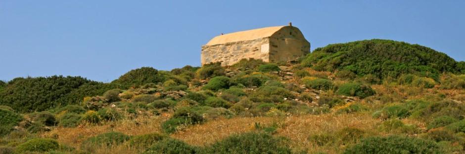 Cyclades - Sikinos