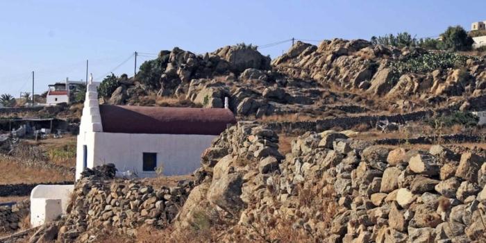 Mykonos - Εκκλησίες & ξωκλήσια