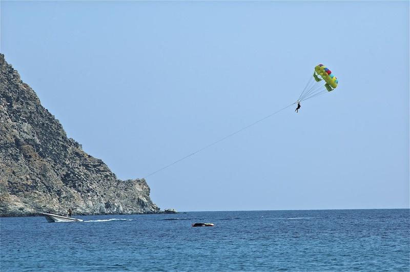 Mykonos - Θαλάσσια Σπορ