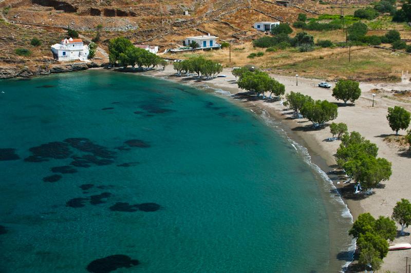 Europe, Greece, Cyclades, Kythnos, beach, Episkopi