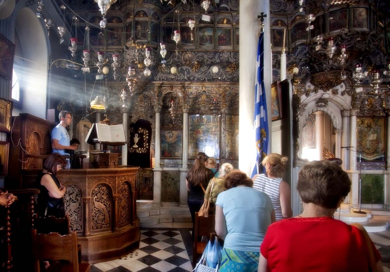 Tinos - Festivals and Customs