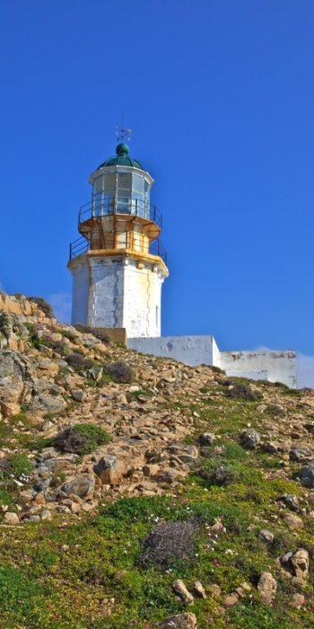 Mykonos - Armenistis lighthouse