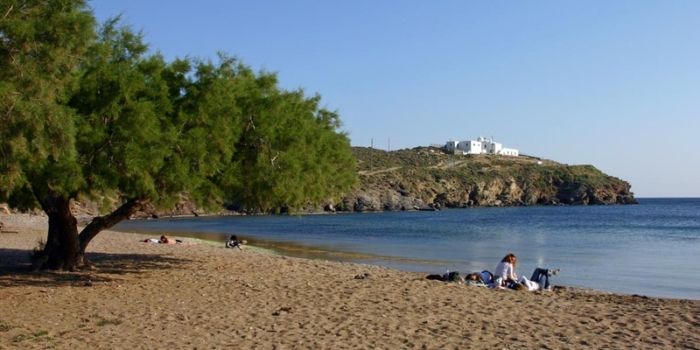 Sifnos - Beaches of Faros