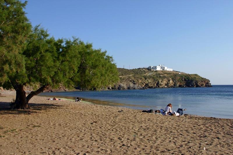 Sifnos - Παραλίες Φάρου